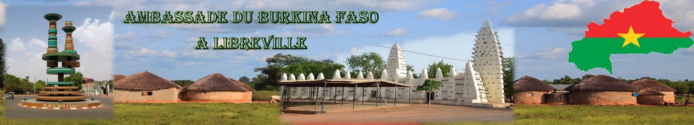 Ambassade du Burkina  Faso à Libreville