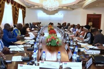 Compte rendu du Conseil des ministres du vendredi 1er février 2019