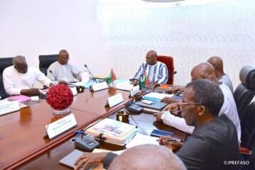 Compte rendu du Conseil des ministres du 17 avril 2019