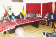 La Caisse Nationale de la Sécurité Sociale (CNSS) rencontre la diaspora burkinabè du Gabon