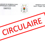 Note Circulaire : Etablissement ou renouvellement de la carte consulaire