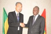 Visite de courtoisie de Monsieur Keita OHASHI, Représentant Résident du Fonds des Nations Unies pour la Population