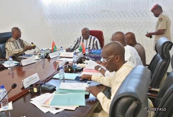 Compte rendu du Conseil des ministres du mercredi 19 février 2020