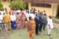 Montée des couleurs le lundi 1er juillet 2019 à l'Ambassade du Burkina Faso en République Gabonaise